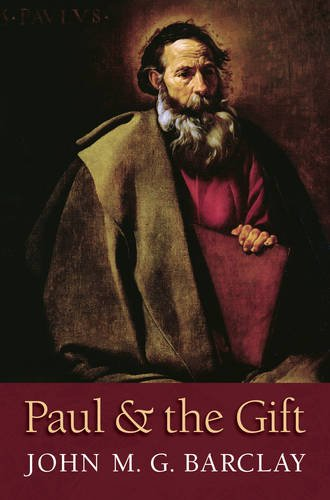 Book Barclay Paul and the Gift