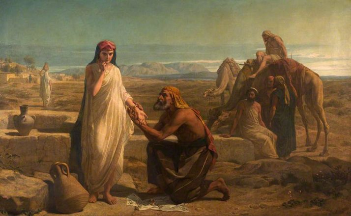 Genesis 22-24 Isaac brought Rebekah into his mothers tent and took her –  The Scripture Says