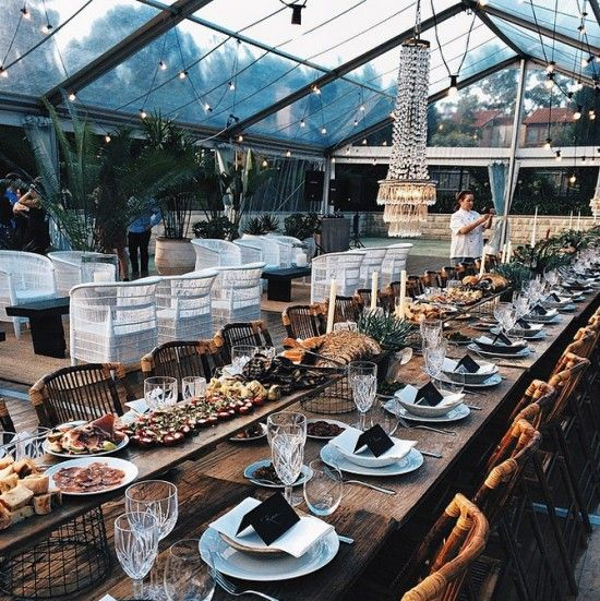 Matthew 22 23 parable the guests and the wedding feast for Glass tables for wedding reception